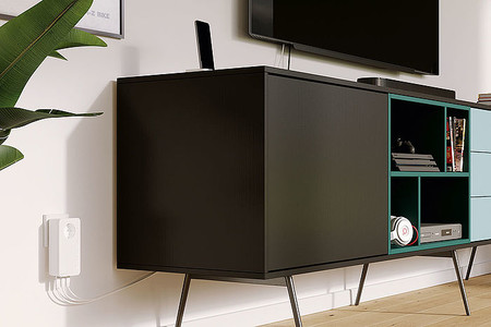 Devolo pone a la venta su nuevo Magic 2 LAN triple, un PLC clásico con enchufe y hasta 2.400 Mbps