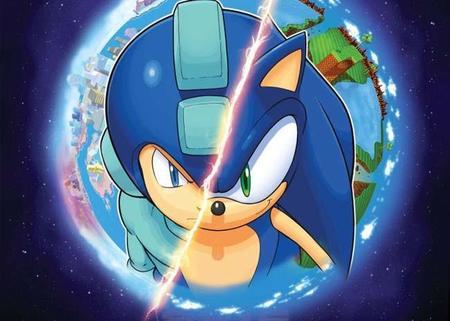 Mega Man y Sonic se unen para un nuevo comic de Archie Comics