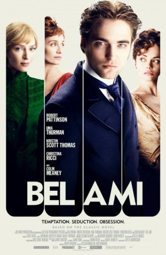 'Bel Ami' con Robert Pattinson, carteles