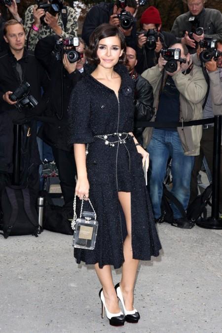 Front row de Chanel: cuando lo que se luce en las gradas importa tanto como lo que se luce en pasarela