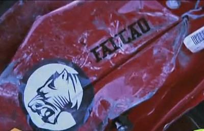 Una inocentada de infarto para Falcao