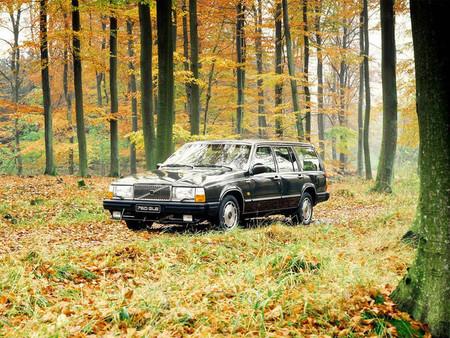 Volvo 760 GLE Combi (1984)