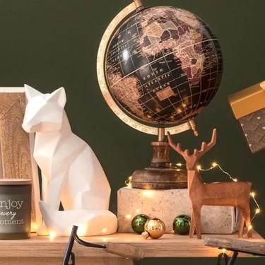 Con estas 15 ideas de regalos de Navidad de Maisons du Monde ofrece un objeto decorativo para la casa por menos de 30 euros