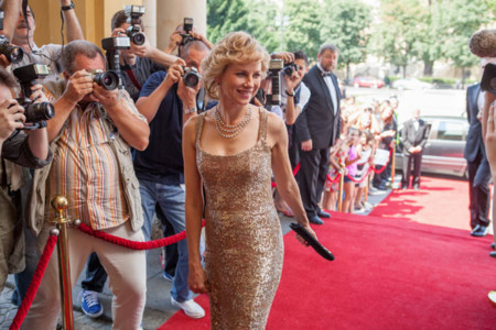 El vestuario de la película Diana