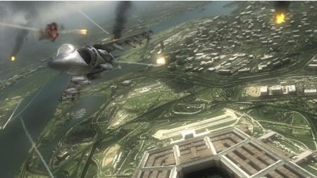 'Tom Clancy's H.A.W.X': nueva galería de imágenes