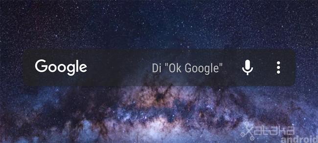 Widget di Google