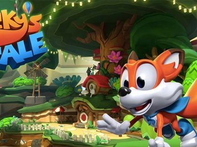 Lucky's Tale será gratuito al adquirir la versión comercial de Oculus Rift