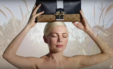 La nueva campaña de Louis Vuitton, con Michelle Williams y Jennifer Connelly de protagonistas