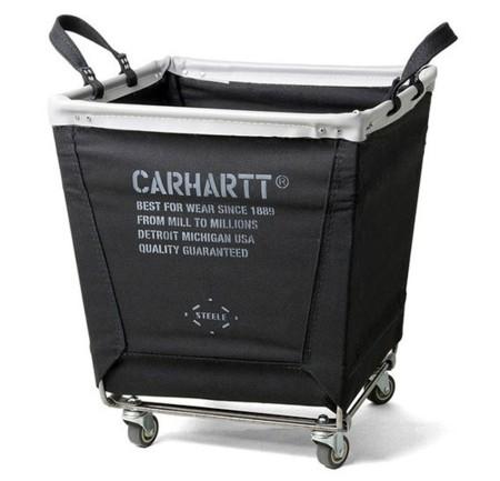 Carhartt, un carrito para la colada diferente