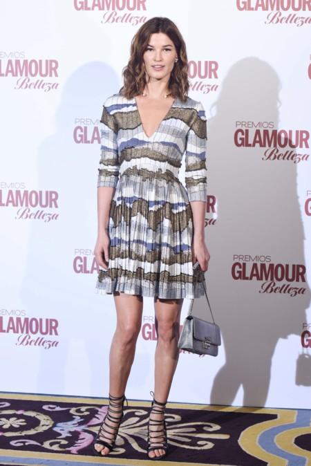 Premios Glamour Belleza 2016 Nieves Alvarez Hanneli Mustaparta 3