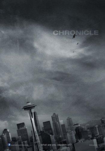 'Chronicle', cartel y tráiler de una nueva vuelta de tuerca a las historias de superhéroes