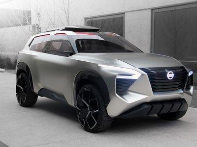 Nissan Xmotion Concept. Esta es la dirección que Nissan tomará en el futuro cercano