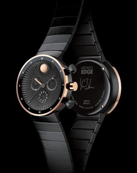 Movado e Yves Béhar hacen del diseño industrial un arte para la Special Edition Edge Collection