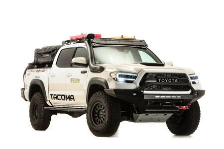 Toyota Tacoma TRD Pro, equipada hasta los huesos y lista para desafiar cualquier terreno