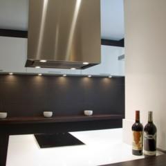 Foto 2 de 5 de la galería aprovechar-zonas-de-paso-una-buena-solucion-para-amueblar-cocinas-pequenas en Decoesfera