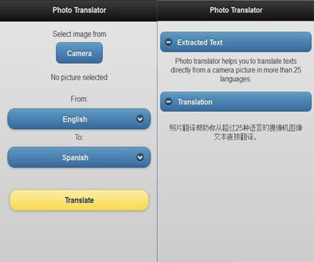 Aplicaciones traducción
