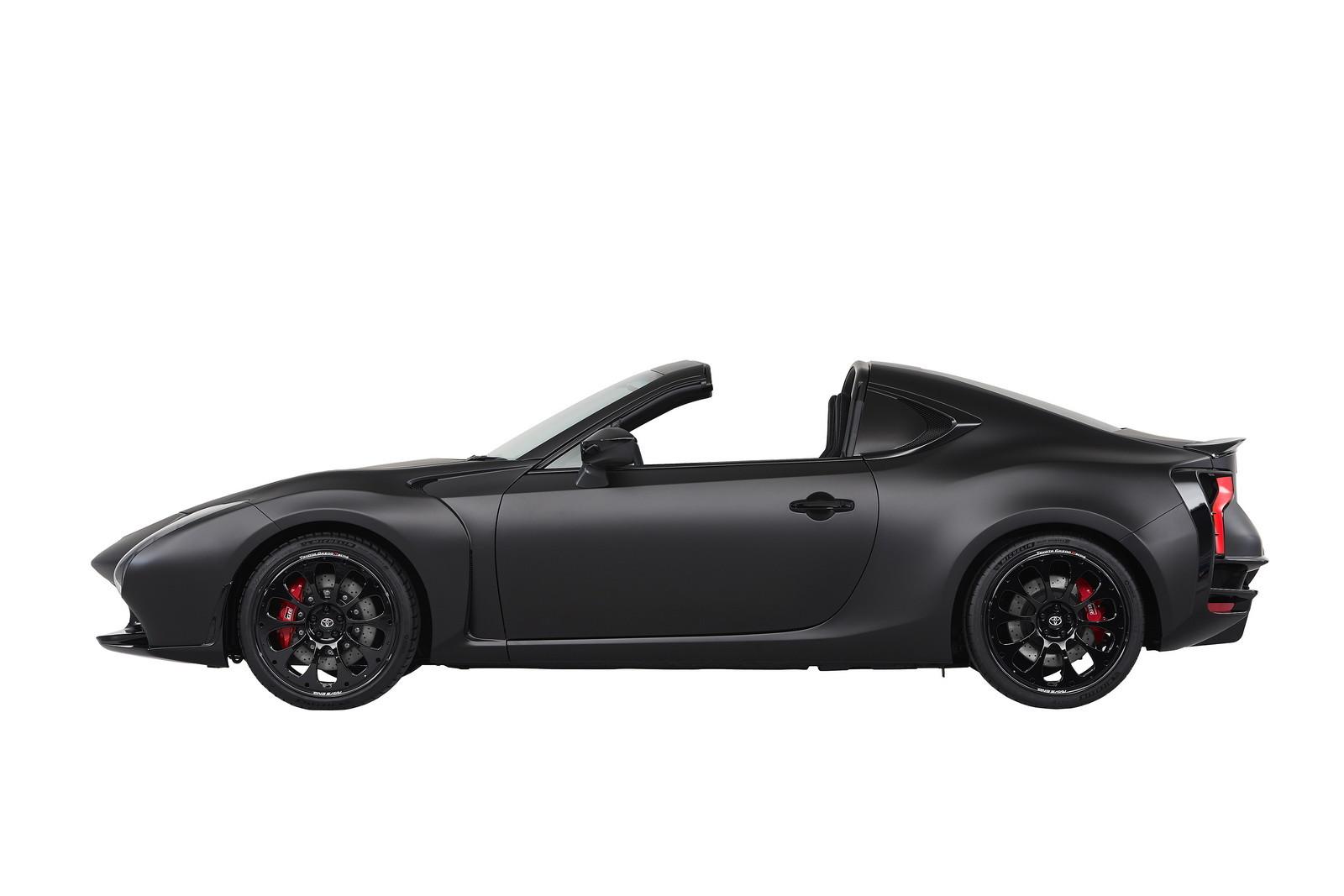 Foto de Toyota GR HV Sports Concept (3/9)