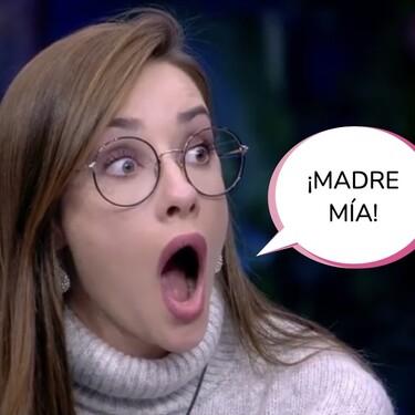 'Secret Story: La Noche de los Secretos': Adara Molinero sufre un ataque de ansiedad en directo al recibir un durísimo mensaje de Lucía Pariente