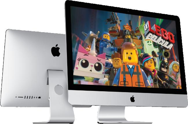 iMac de 21,5 pulgadas y pantalla 4K para final de octubre ¿acertarán?