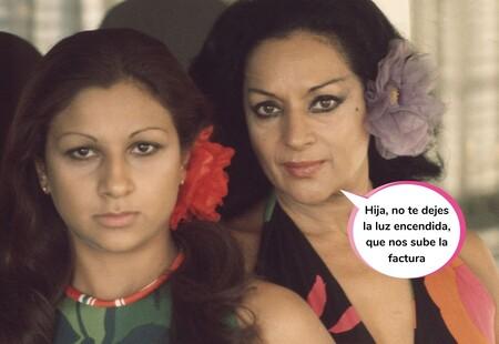 """Lolita, hecha un mar de lágrimas al escuchar por primera vez este mensaje inédito de su madre, Lola Flores: """"Vaya tela"""""""