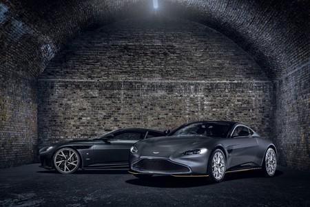 Aston Martin Vantage Y Dbs Superleggera 007 Edition 19