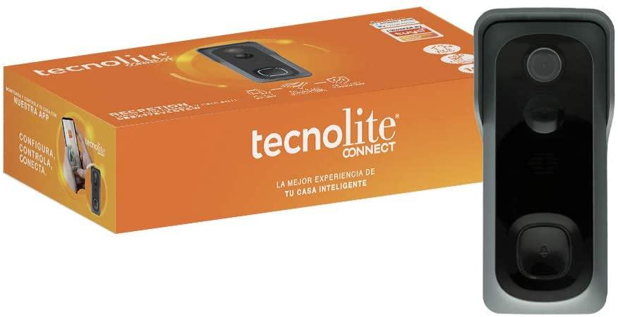 Timbre con cámara Reception de Tecnolite