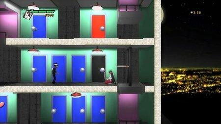 'Elevator Action Deluxe' recibirá contenido adicional gratuito sobre personajes clásicos de Taito. ¡Hasta la pala del 'Arkanoid'!