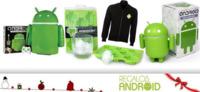 El mejor merchandising de Android para regalar estas navidades
