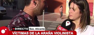 El caso de la picadura de araña violinista de Sax es un bulo
