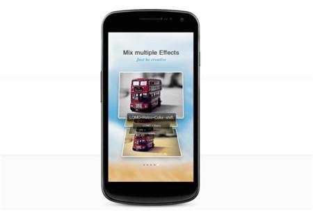 Camera360 ya permite adjuntar notas de voz a las fotos