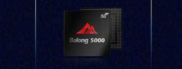 Huawei presume de módem 5G: el Balong 5000 ya está listo