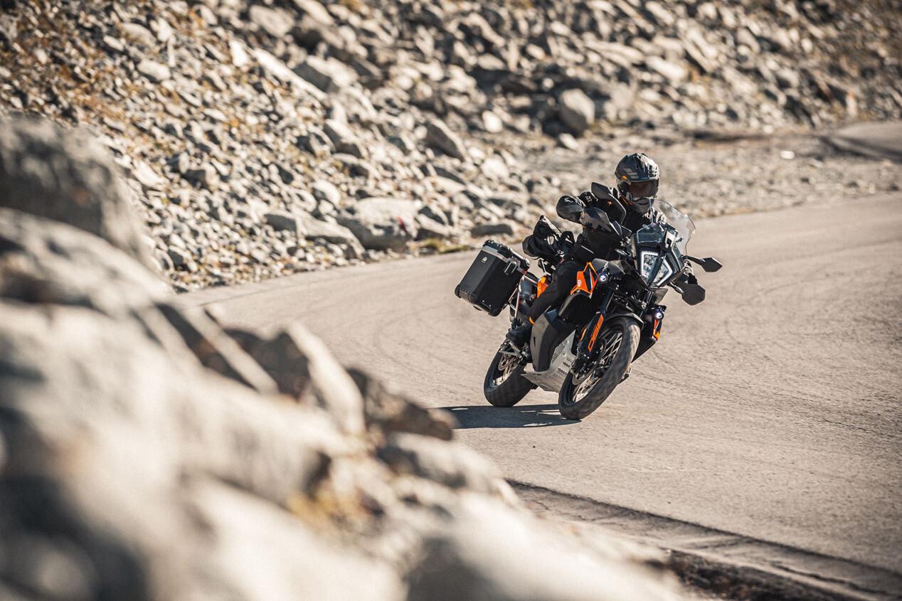 Foto de KTM 890 Adventure 2021 (7/10)