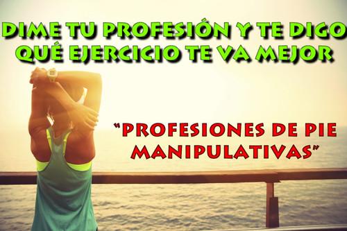 VÍDEO Receta Deportiva | Dime tu Profesión y te diré que ejercicio te va mejor