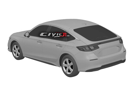Honda Civic 2022 Fotos Filtradas 2
