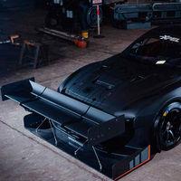 ¡Godzilla! Este brutal Nissan GT-R para subidas de montaña adereza sus 1.600 CV con alerones gigantescos