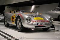 Los primeros Porsche de carreras