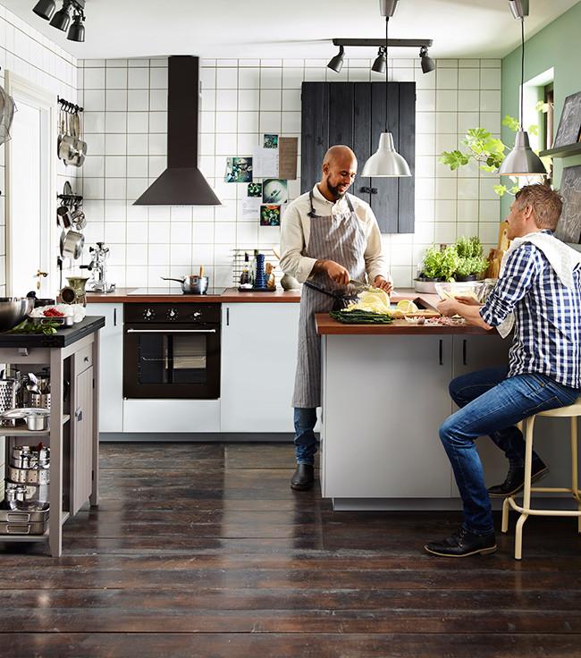Cat logo ikea 2016 novedades para la cocina - Montar cocina ikea ...