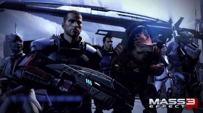 Mass Effect 3: Ciudadela
