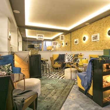 Elektra, restaurante en Chamberí, propone un ambiente acogedor que se adapta al momento del día