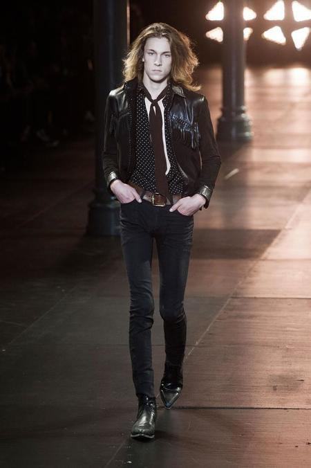 Saint Laurent Spring Summer 2015 Pfw24