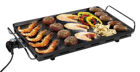 Por 50,59 euros tenemos esta plancha grill XXL de Princess de 36 x 60 cm. Amazon nos la envía gratis
