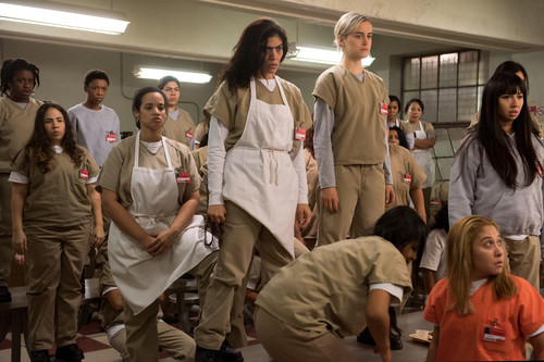 'Orange is the new black' cierra con un explosivo final su mejor temporada