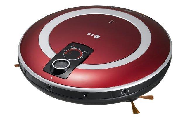 Aspiradora-Robot LG Hom-Bot 2
