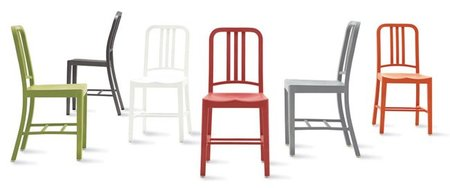 111 Navy Chair - colores