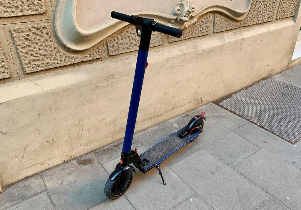 Gotrax GXL, análisis: la sencillez hecha patinete eléctrico