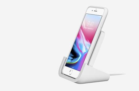 Logitech saca a la venta un nuevo dock/stand con carga inalámbrica diseñado en colaboración con Apple
