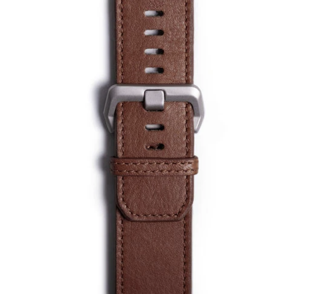 Apple Watch Strap. Modern - Leather