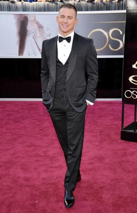 Mejor vestidos de los Oscars 2013