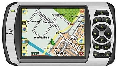Pyle PLND35, navegador GPS de mano