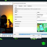 Cómo descargar vídeos de YouTube con VLC